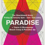 Paradise Mixtape