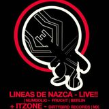 "LINEAS DE NAZCA – LIVE SET! NUMBOLIC / FRUCHT @ CLUB ATLÁNTICO MX / ANTENA TRANSMITE ""THE LAST PARTY"