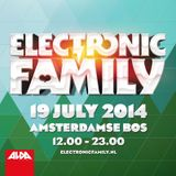 Heatbeat – Live @ Electronic Family, Amstelveen – 19-JUL-2014