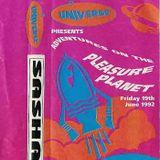 Sasha - Universe Pleasure Planet 19th June 92 (Side B)