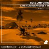 Café con Deephouse # 01 (2011)