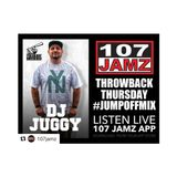 107 Jamz - Throwback Jumpoff Mix 6/28/18 -  Lake Charles, Louisana