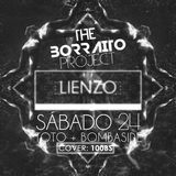 The Borraito Project 01: Toto + Bombaside - 4 HR SET @ Lienzo Mcbo - 24'01'15