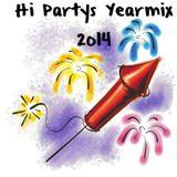 Hi Party - 2014 YearMix (2014-12-30)