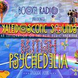 Boom Festival - Kaleidoscopic Sounds - Episode 4 - British Psychedelia