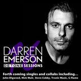 DARREN EMERSON DETONE SESSIONS 16  - LIVE MIX