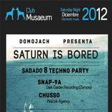 Snap-9A @ Musaeum Club (Gijón,08-12-2012)