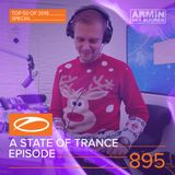 Armin van Buuren - A State of Trance Episode 895 XXL (Top 50 of 2018)