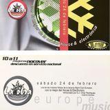 MEZCLANDO ANDO IBIZA NIGHT LA OBRA BAR AÑO 2000