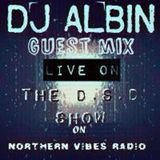 Albin - The D.S.D Show LIVE on Northern Vibes Radio [Exclusive Mix] 6TH SEPT 2014