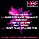 Release the pressure presents - HOF radio mix 17.06.17
