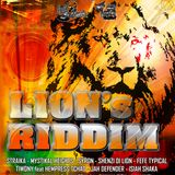 Lion's Riddim Mega Mix 7 Seals Records by Dreadlocksless Sound