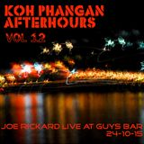 Koh Phangan Afterhours - Vol12 - Joe Rickard @ Guys Bar - 24-10-15