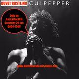 Duvet Rustling Culpepper - AlanMcK and Joel Culpepper on Back2BackFM Jan 2019