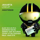 Armin's Warm Up Hour @A State of Trance 650 - Jakarta, Indonesia