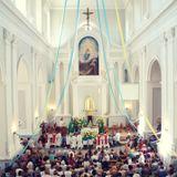 о. Мирослав Карачина OFM, о. Едуард Семко OFM - Прощальне вітальне слово до парафії