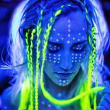 #110-BLACKLIGHT CABAL - Darkwave, Industrial, Goth, Synthpop, Post-Punk, New Wave, Synthwave, EBM