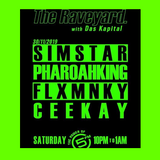 5FM RAVEYARD WITH DAS KAPITAL - MIXED BY SIMSTAR