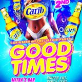 Carib beer appreciation party (good times)