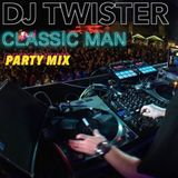 Dj Twister - Classic Man Mix