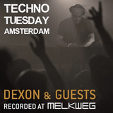 Techno Tuesday Amsterdam 123 (with guest Milos Vujovic) 11.06.2019