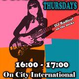 Funky Fresh Radio Show, Monday 10-1-13 With DJ Radical on City International 106.1 FM, Thessaloniki