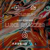 Battlefront Records Presents - Coliseum Radio Epidode 6 // Guest Of Week : Luke Reazzer
