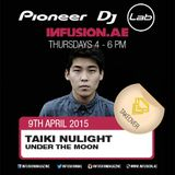Taiki Nulight Superheroes Takeover - Pioneer DJ Lab