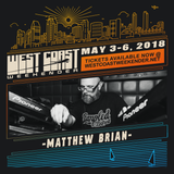 Matthew Brian - Exclusive mix for West Coast Weekender 2018