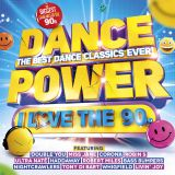Dance Power - I Love The 90s (2019)