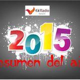 Kit Radio Resumen del Año 2015 - 01/01/2015 - DJ Warch