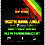 Dj.MGS Presents 'Now Thats What I Call Twisted~Ragga Jungle' Vol.11
