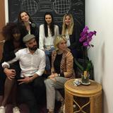 Hoxton Fashion w Blonde Ambition & Olivia Ruben