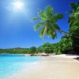 Luke's Beautiful Caribbean music
