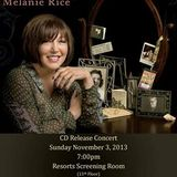 The Dana Brenklin Radio Show Features Melanie Rice