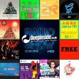 DEEPINSIDE RADIO SHOW 023 (Barbara Tucker Artist of the week)
