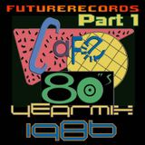 FutureRecords Cafe 80s Yearmix 1986 Part 1