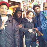 Full Vybz meets SNB..Faindy, Miss Woods and Holy J @radiomillepattes.com