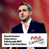 David Semler interviews Alex Cole-Hamilton MSP, 3 Mar 2017