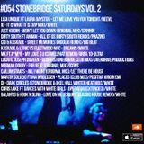 #054 StoneBridge Saturdays Vol 2