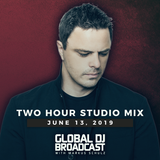 Global DJ Broadcast - Jun 13 2019
