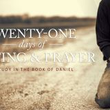 The Call to Fast and Pray