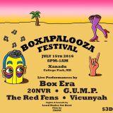 Boxapalooza 2 Mix