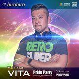 "DJ hirohiro Live at VITA Pride Party - Room 2 ""Avicii Forever"" 5/5/2018"