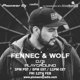 Fennec & Wolf - Pioneer DJ's Playground