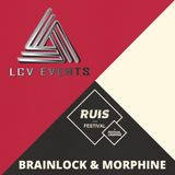 DJ Morphine vs. The Hardstylist, Live @ The Rave Stage, RUIS Festival 2014