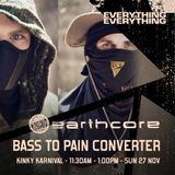 earthcast #143 - bass to pain converter