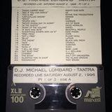 Tantra - DJ Michael Lombardino - 08-02-96