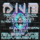 The Dutch Experience on Bassface Movementz radio DNB Red Alfa Records
