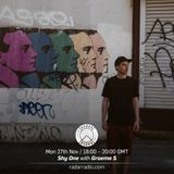 Shy One w/ LayFullStop & Graeme S - 27th November 2017